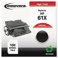 83061 Compatible, Remanufactured, C8061X (61X) Laser Toner, 10000 Yield, Black