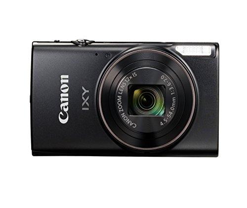 Canon (キヤノン) コンパクトデジタルカメラ IXY 650 ブラック B01FH4H5XS 1枚目