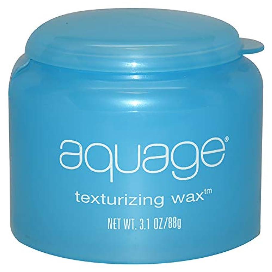 ビデオ気難しい遺産Aquage テクスチャーワックスユニセックスワックス、3.1オンス