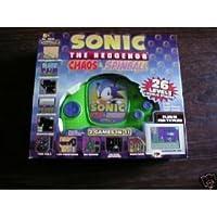Sonic Chaos & Spinball TV Video Game System [並行輸入品]