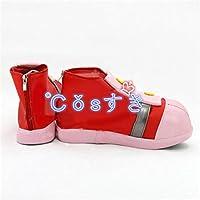 コスプレ靴ソニックブーム Sonic Boom エミー・ローズ Amy Rose