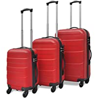 3 PC Luggage Set Light Suitcase ABS Trolley Hardside Case Travel Trip Lock