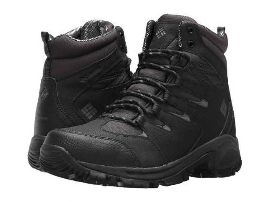 チロ熟考する散文Columbia(コロンビア) メンズ 男性用 シューズ 靴 ブーツ ハイキングブーツ Gunnison Omni-Heat - Shark/Charcoal [並行輸入品]