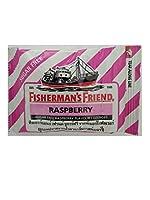 6 pack Fisherman 's Friend SUGAR FREE RASBERRY FLAVOUR Lozenges (1 pack = 22 tab)