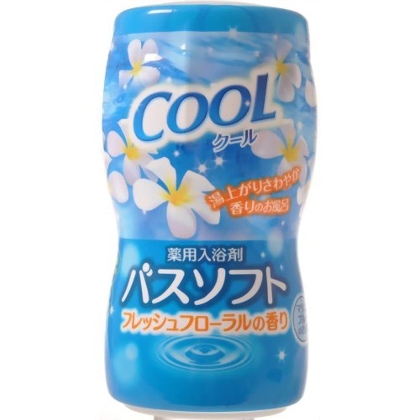 東方出くわすタイプ【オカモト】薬用入浴剤バスソフト クール 700g