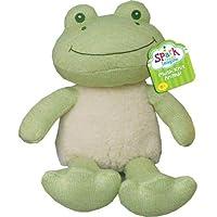 Green Frog PlushニットRattle
