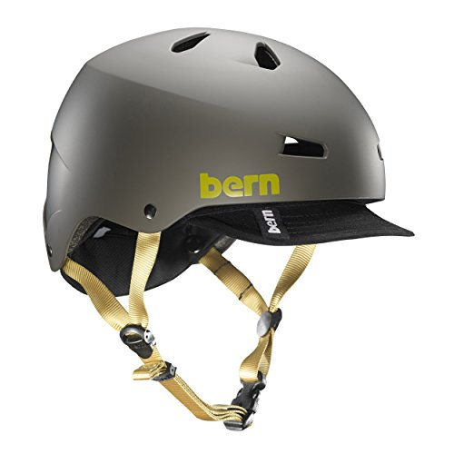bern(バーン) ヘルメット ヘルメット MACON VISOR メンズ 自転車 スケートボード BE-VM2HMCGV-06 Matte Charcoal XXL