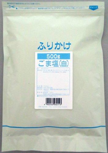 フタバ ごま塩白 500g