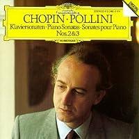 Piano Sonatas 2 & 3 by MAURIZIO POLLINI (1986-02-03)
