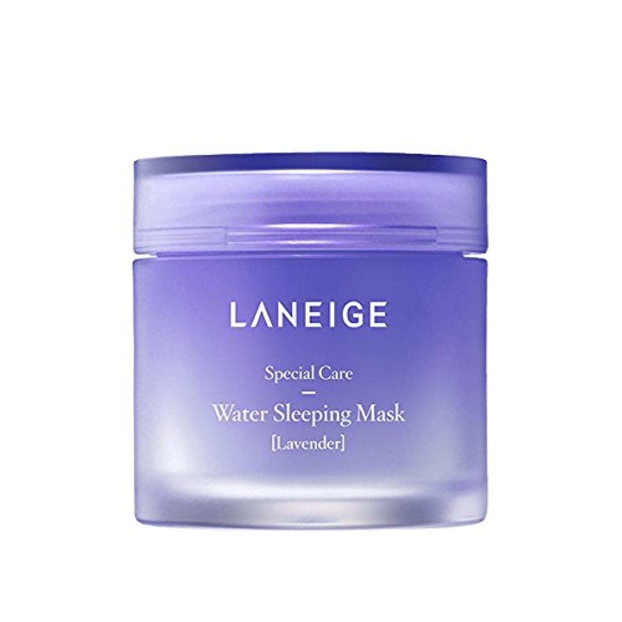 鉄道ポスター拒否LANEIGE Water Sleeping Mask [Lavender] 70ml/ラネージュ ウォーター スリーピング マスク [ラベンダー] 70ml [並行輸入品]