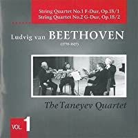 Beethoven:String Quartets 1&2