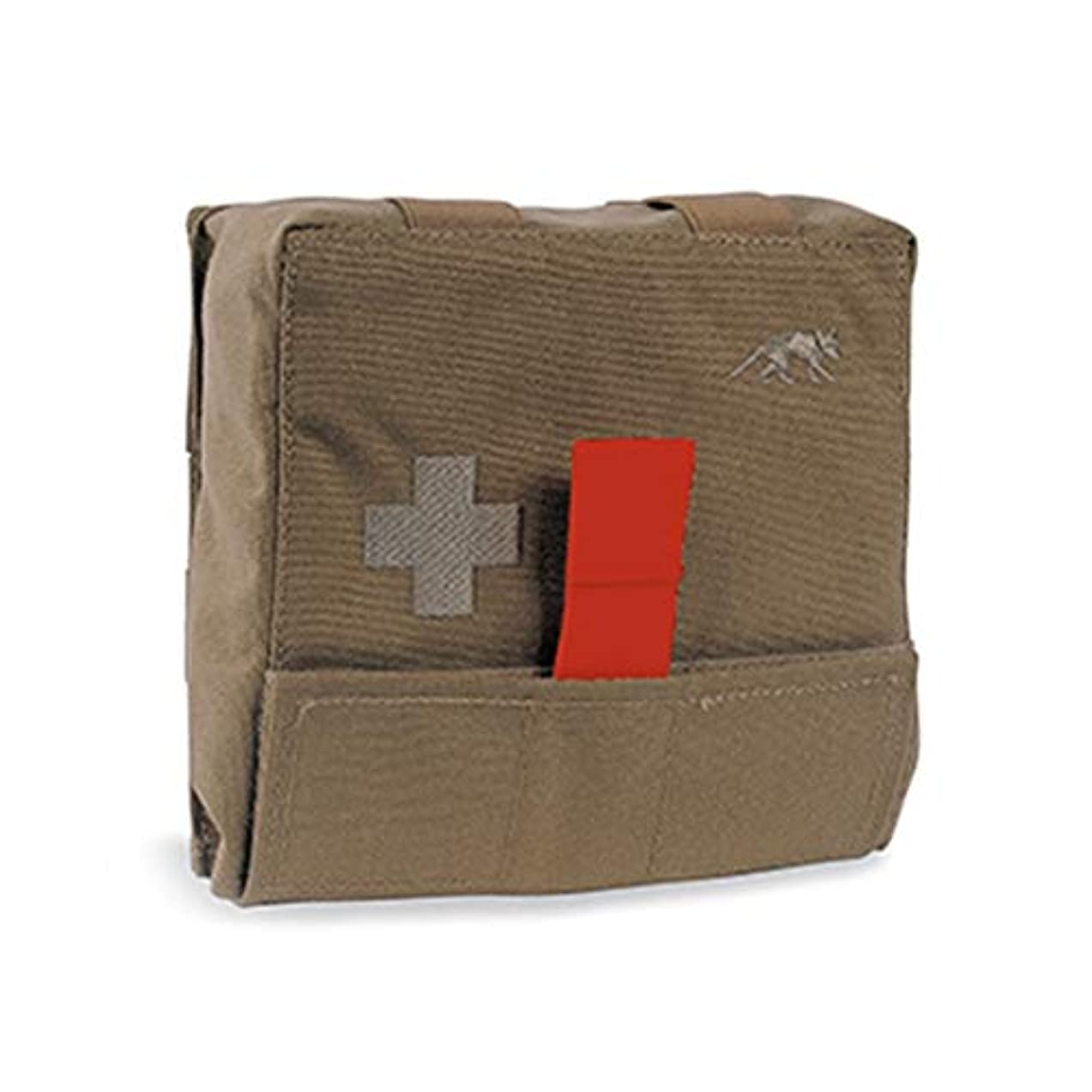 フルート範囲君主First aid kit 屋外の救急車袋の携帯用個人的な救急箱旅行保護装置のパッケージ/黒、茶色/ 15 x 15 x 5 cm XBCDP (Color : Brown)