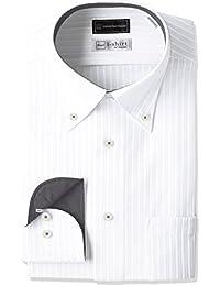 [ピーエスエフエー] P.S.FA i-Shirt 完全ノーアイロン 360°ストレッチ 速乾 スリムモデル 長袖 アイシャツ メンズ M151180008-09
