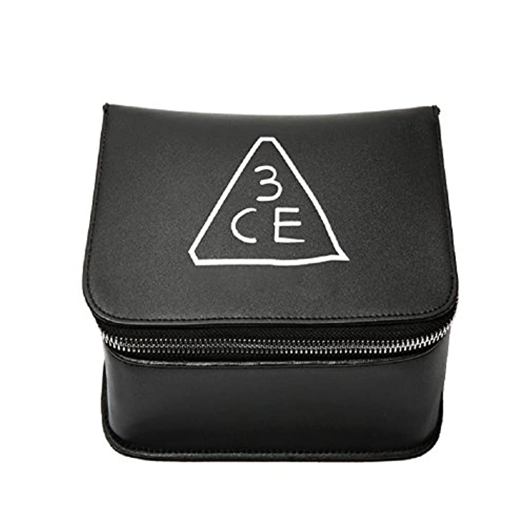 3CE(3 CONCEPT EYES) COSMETIC BOX POUCH 化粧品 BOXポーチ stylenanda 婦人向け 旅行 ビッグサイズ[韓国並行輸入品]