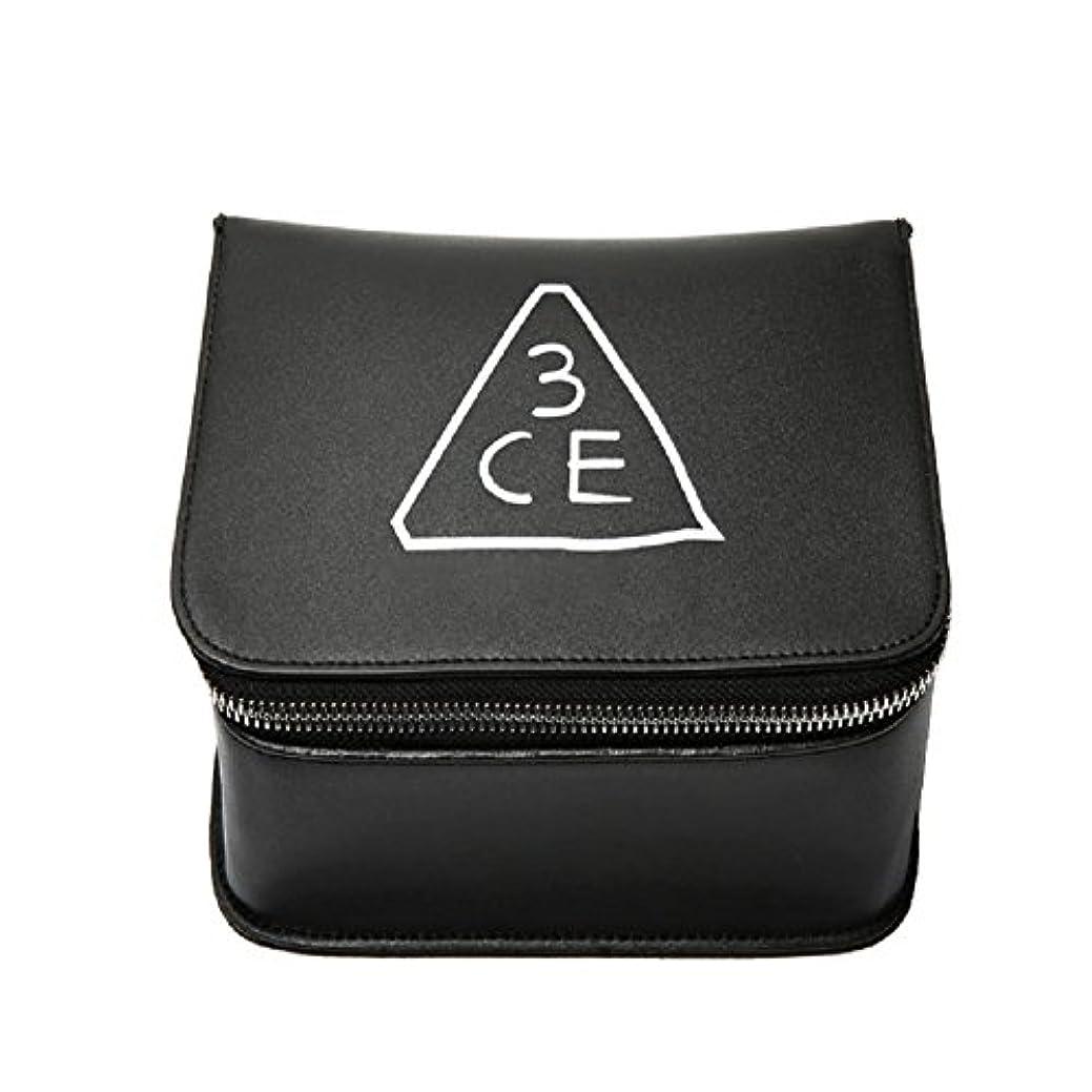 運命的な余分な介入する3CE(3 CONCEPT EYES) COSMETIC BOX POUCH 化粧品 BOXポーチ stylenanda 婦人向け 旅行 ビッグサイズ[韓国並行輸入品]