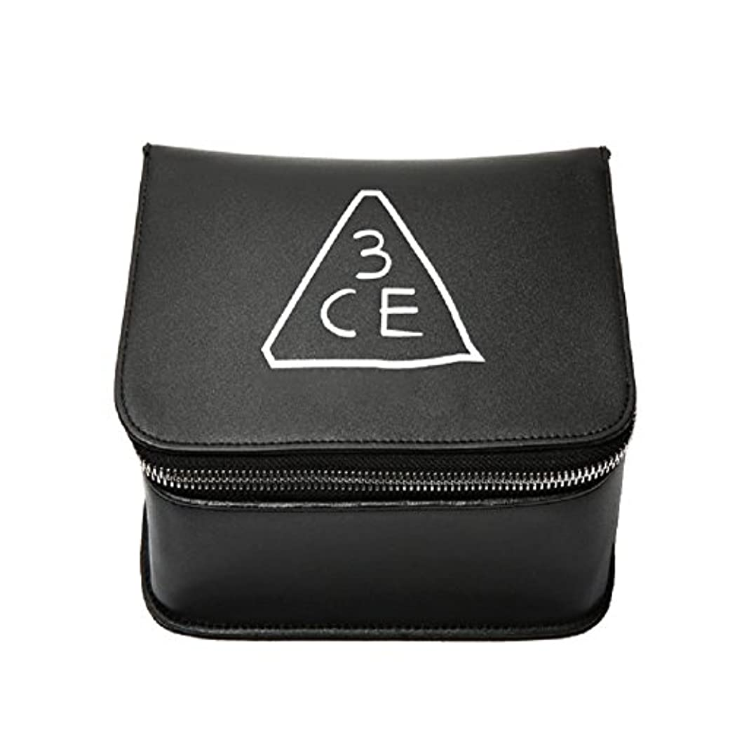 バッテリー生理八百屋3CE(3 CONCEPT EYES) COSMETIC BOX POUCH 化粧品 BOXポーチ stylenanda 婦人向け 旅行 ビッグサイズ[韓国並行輸入品]