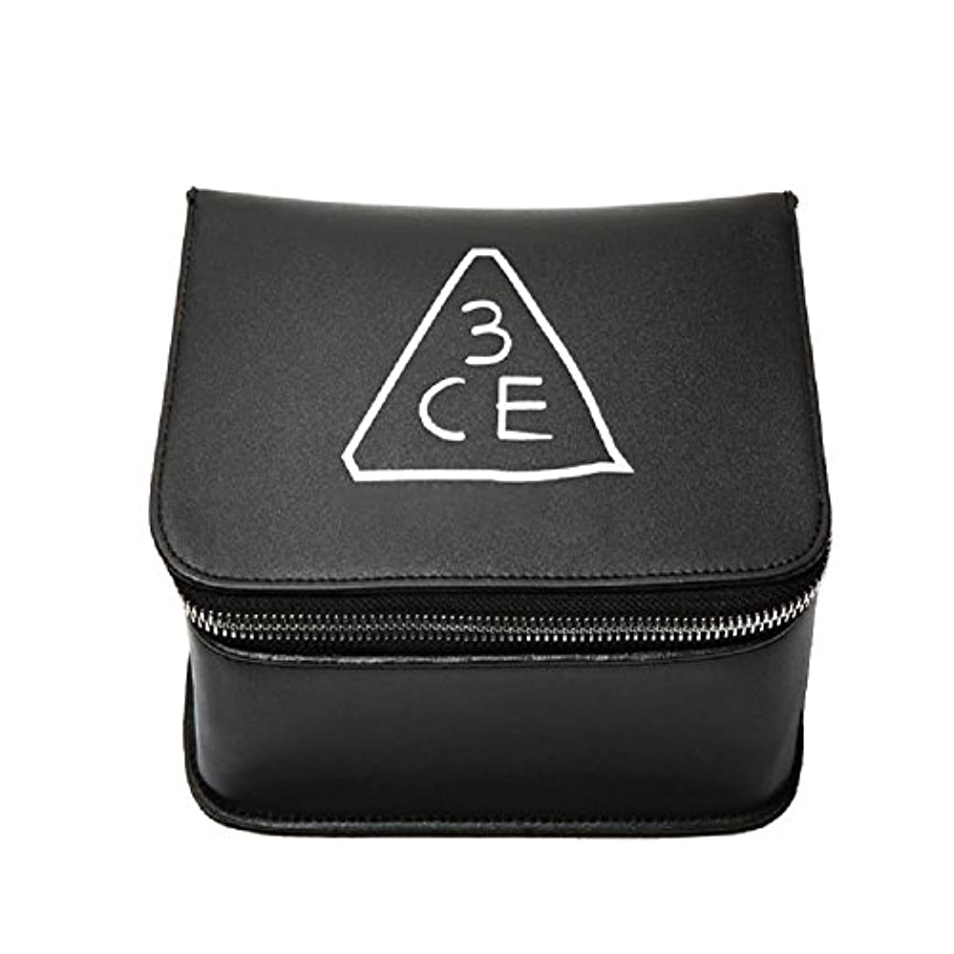 公園破壊的な巨人3CE(3 CONCEPT EYES) COSMETIC BOX POUCH 化粧品 BOXポーチ stylenanda 婦人向け 旅行 ビッグサイズ[韓国並行輸入品]