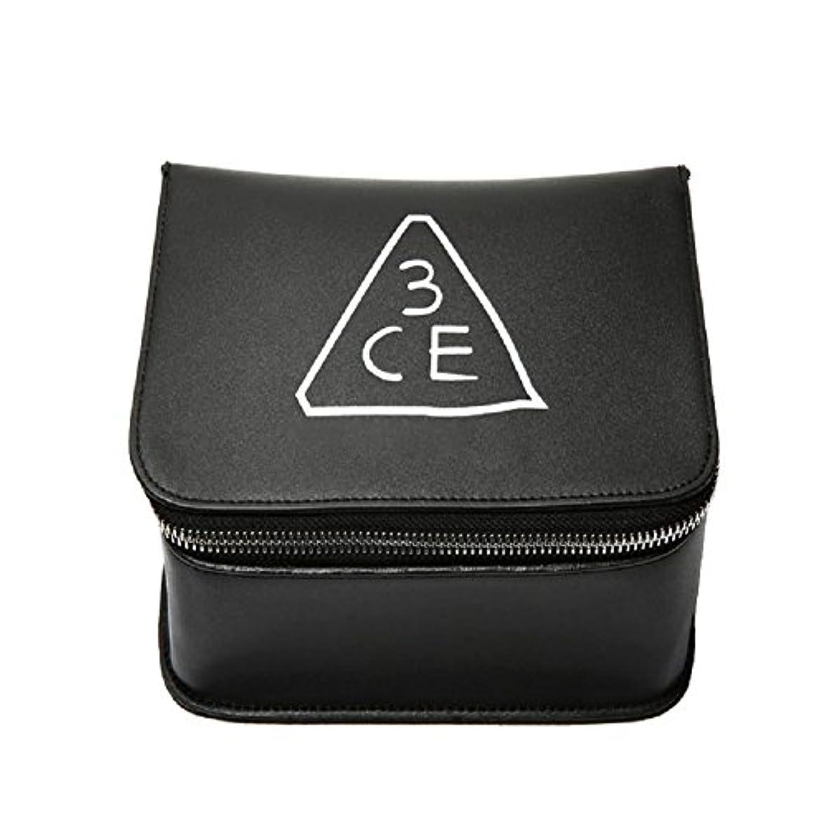 日帰り旅行にハシーしてはいけない3CE(3 CONCEPT EYES) COSMETIC BOX POUCH 化粧品 BOXポーチ stylenanda 婦人向け 旅行 ビッグサイズ[韓国並行輸入品]