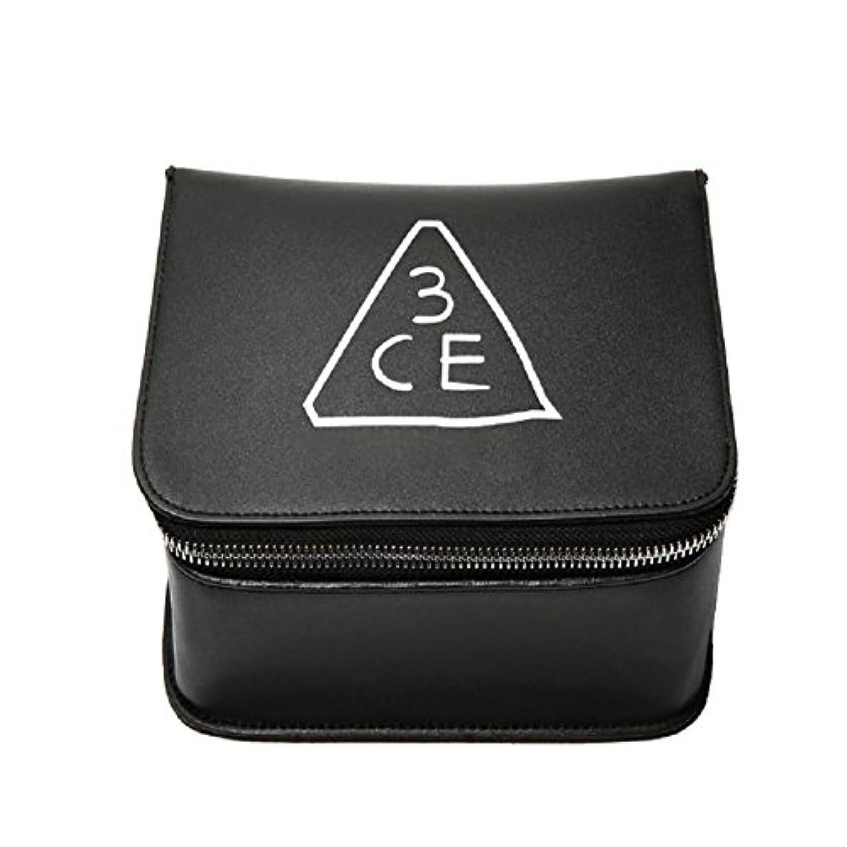 適度なモザイク勇気のある3CE(3 CONCEPT EYES) COSMETIC BOX POUCH 化粧品 BOXポーチ stylenanda 婦人向け 旅行 ビッグサイズ[韓国並行輸入品]