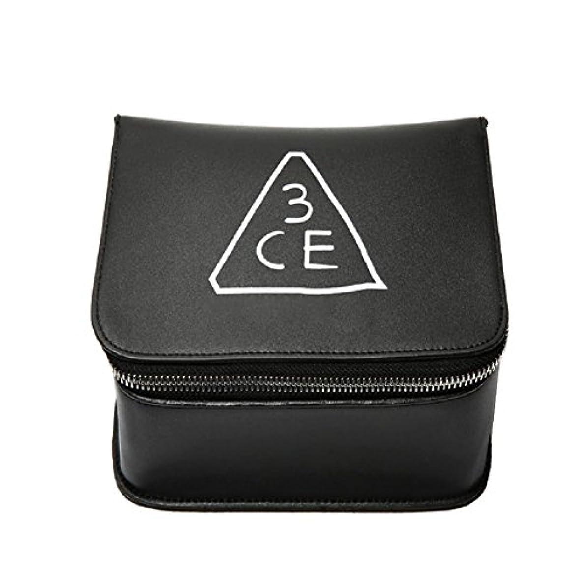 座るリビングルーム再び3CE(3 CONCEPT EYES) COSMETIC BOX POUCH 化粧品 BOXポーチ stylenanda 婦人向け 旅行 ビッグサイズ[韓国並行輸入品]