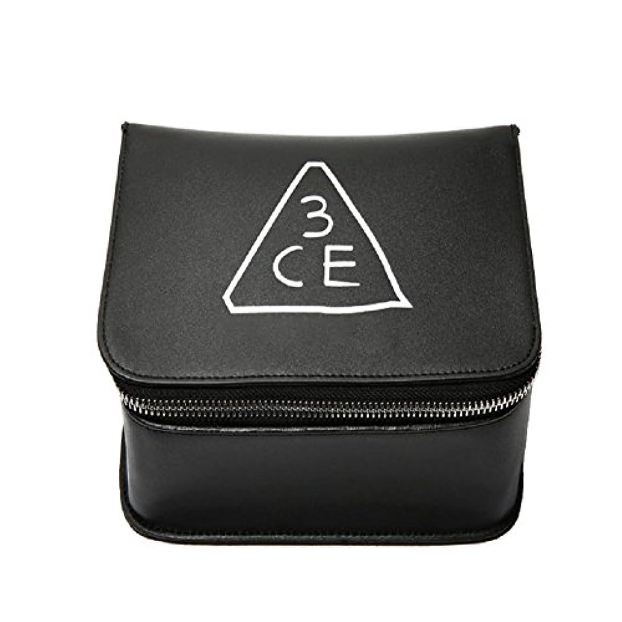 アンビエント素人椅子3CE(3 CONCEPT EYES) COSMETIC BOX POUCH 化粧品 BOXポーチ stylenanda 婦人向け 旅行 ビッグサイズ[韓国並行輸入品]