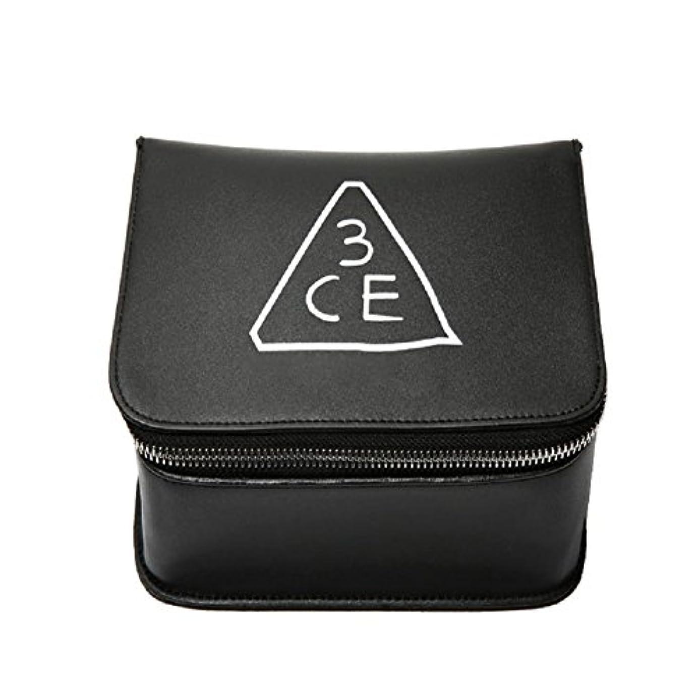 学校教育行列倉庫3CE(3 CONCEPT EYES) COSMETIC BOX POUCH 化粧品 BOXポーチ stylenanda 婦人向け 旅行 ビッグサイズ[韓国並行輸入品]