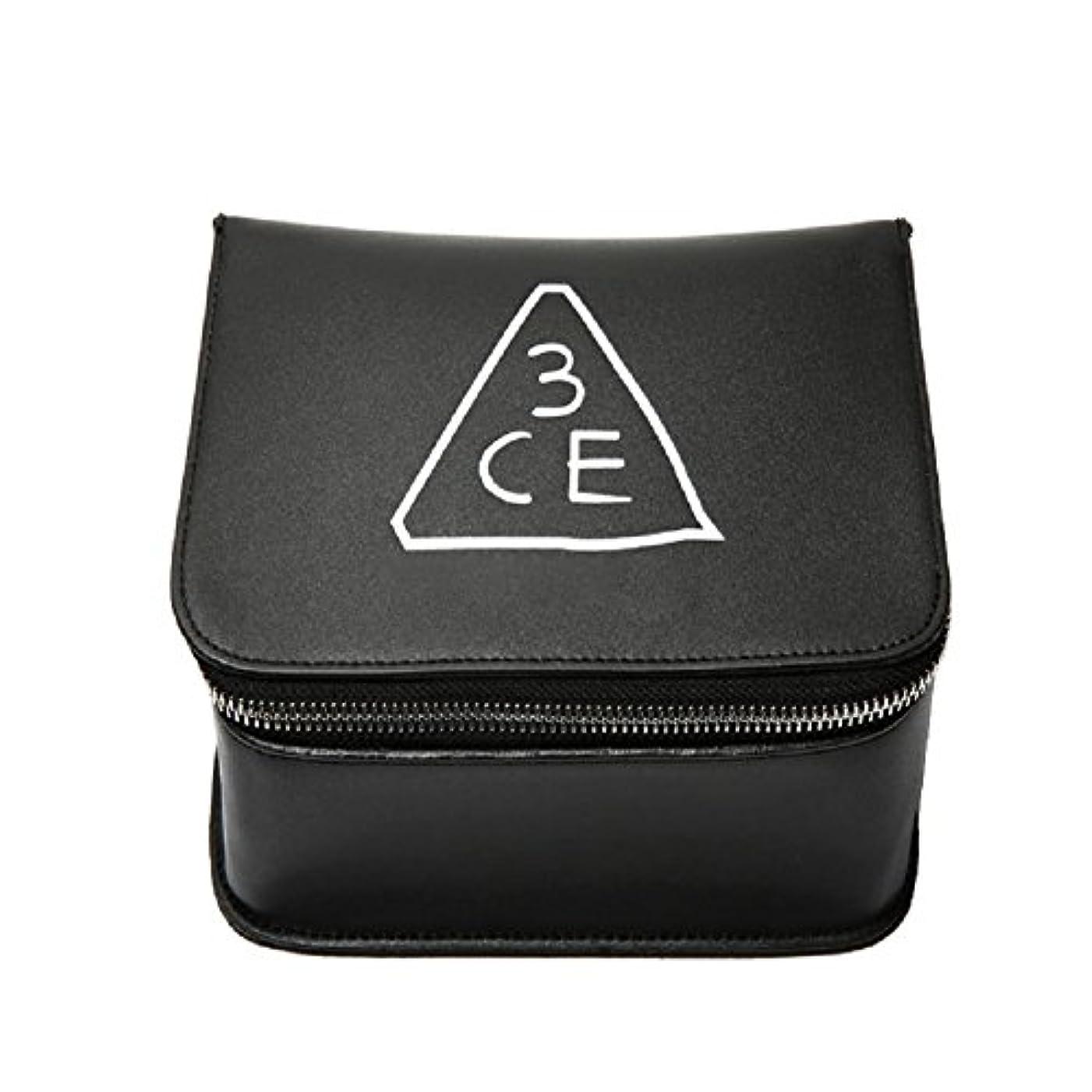 スポークスマン繊維あなたは3CE(3 CONCEPT EYES) COSMETIC BOX POUCH 化粧品 BOXポーチ stylenanda 婦人向け 旅行 ビッグサイズ[韓国並行輸入品]
