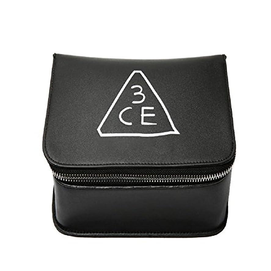肩をすくめる紀元前戦略3CE(3 CONCEPT EYES) COSMETIC BOX POUCH 化粧品 BOXポーチ stylenanda 婦人向け 旅行 ビッグサイズ[韓国並行輸入品]