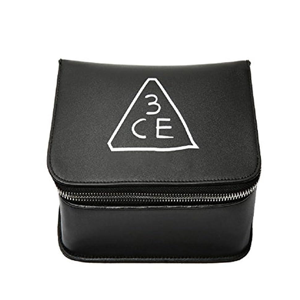 明快影響力のある地区3CE(3 CONCEPT EYES) COSMETIC BOX POUCH 化粧品 BOXポーチ stylenanda 婦人向け 旅行 ビッグサイズ[韓国並行輸入品]
