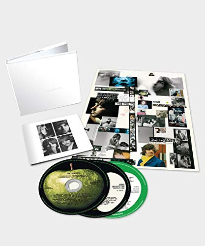THE BEATLES INCHTHE WHITE ALBUMINCH (DELUXE EDITION) [3CD] (50TH ANNIVERSARY)