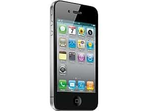 Apple 海外版 iPhone 4 16GB ブラック 白ロム SIMフリー 並行輸入品