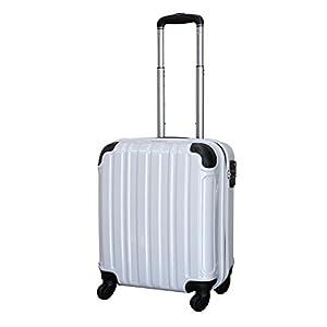 (シェルポッド) shellpod スーツケース HZ-500 SSサイズ カーボンホワイト【SS/CW】