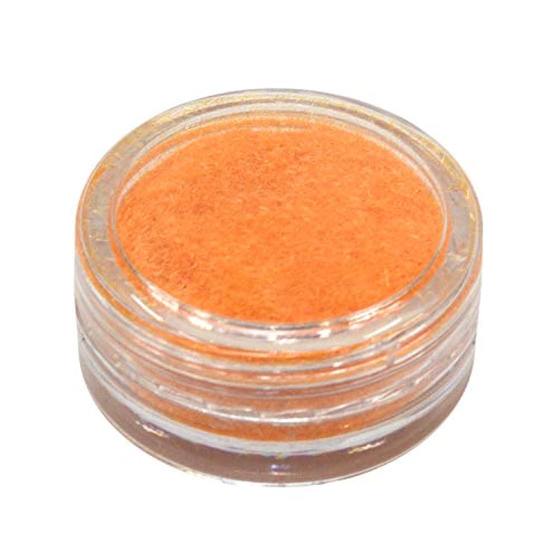 葉を集める不合格説教ネルパラ ベルベットパウダー #30 オレンジ