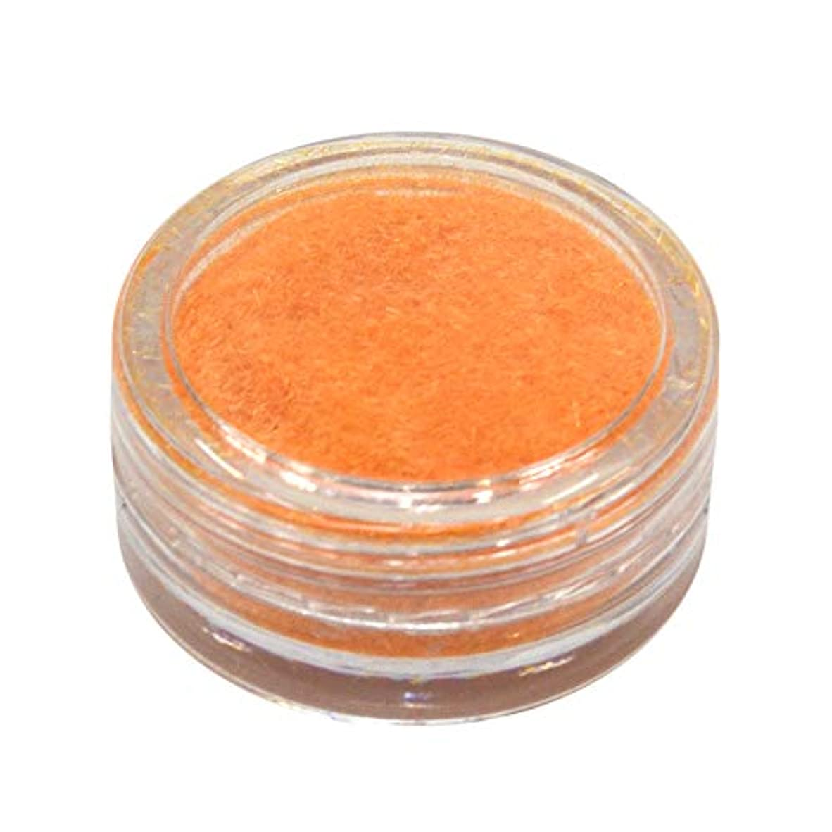 重さ真実にヒロインネルパラ ベルベットパウダー #30 オレンジ