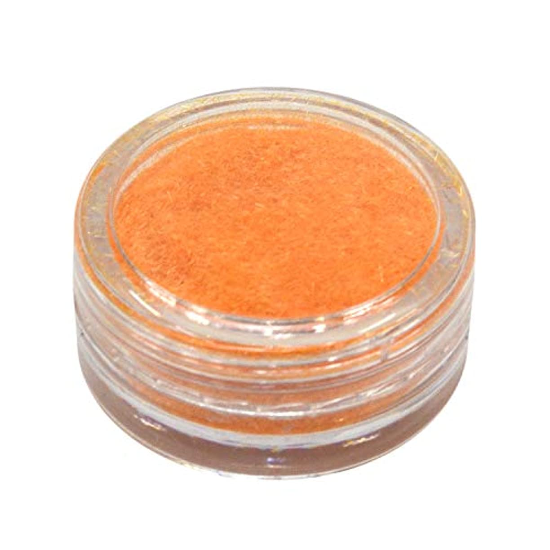 事前に後方に汚染するネルパラ ベルベットパウダー #30 オレンジ