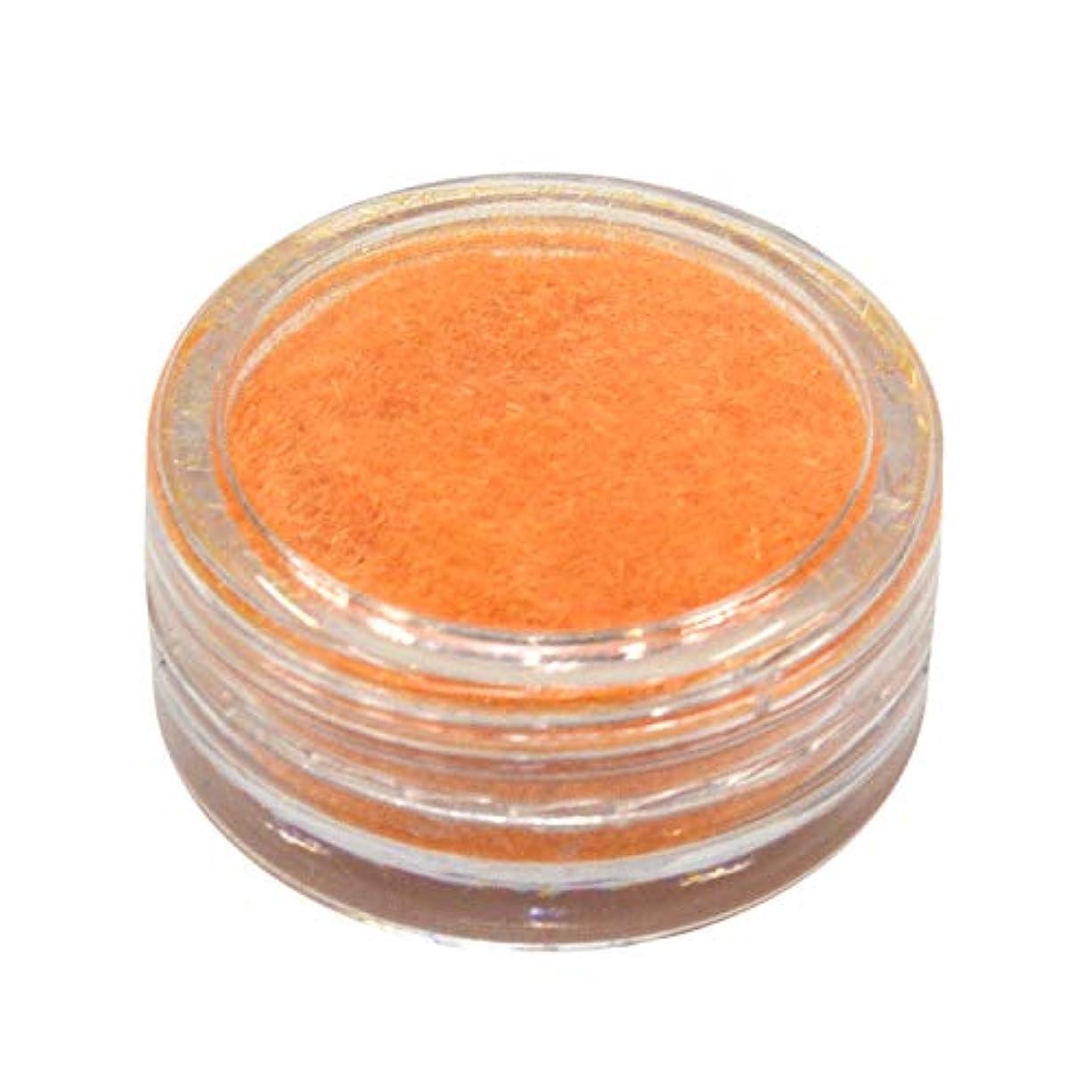塩辛い補体オーロックネルパラ ベルベットパウダー #30 オレンジ