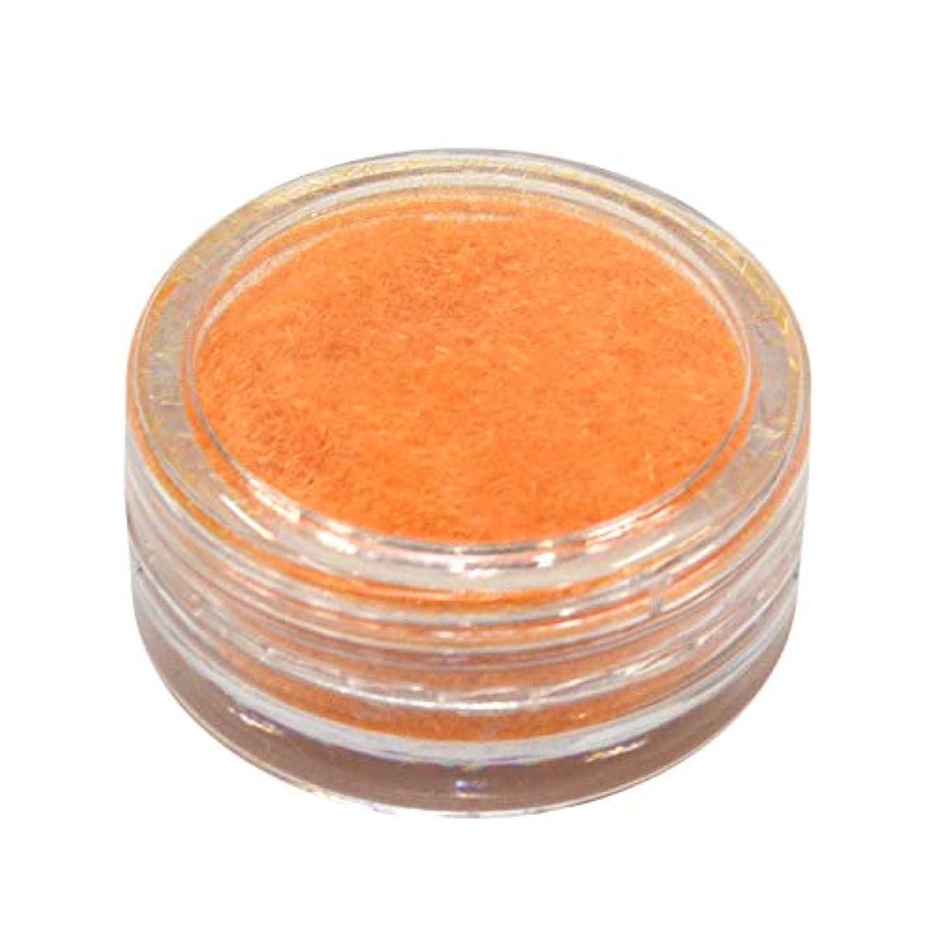 一流デマンドアンドリューハリディネルパラ ベルベットパウダー #30 オレンジ