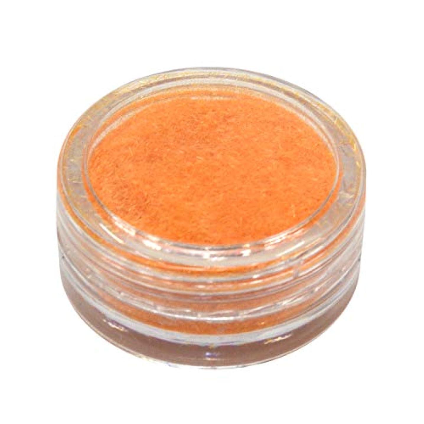 情報浴室ゆるいネルパラ ベルベットパウダー #30 オレンジ
