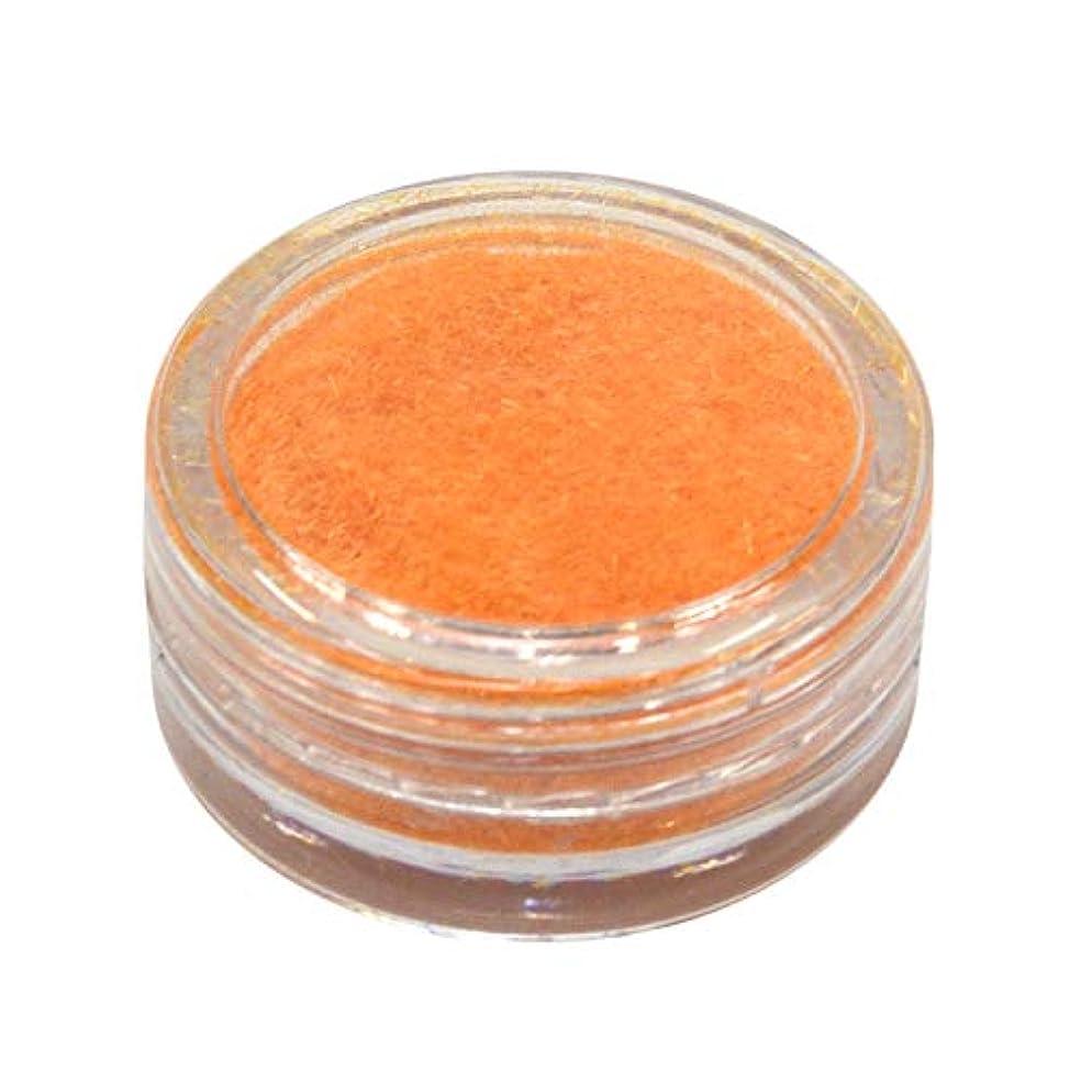 ホイスト上回る知覚的ネルパラ ベルベットパウダー #30 オレンジ