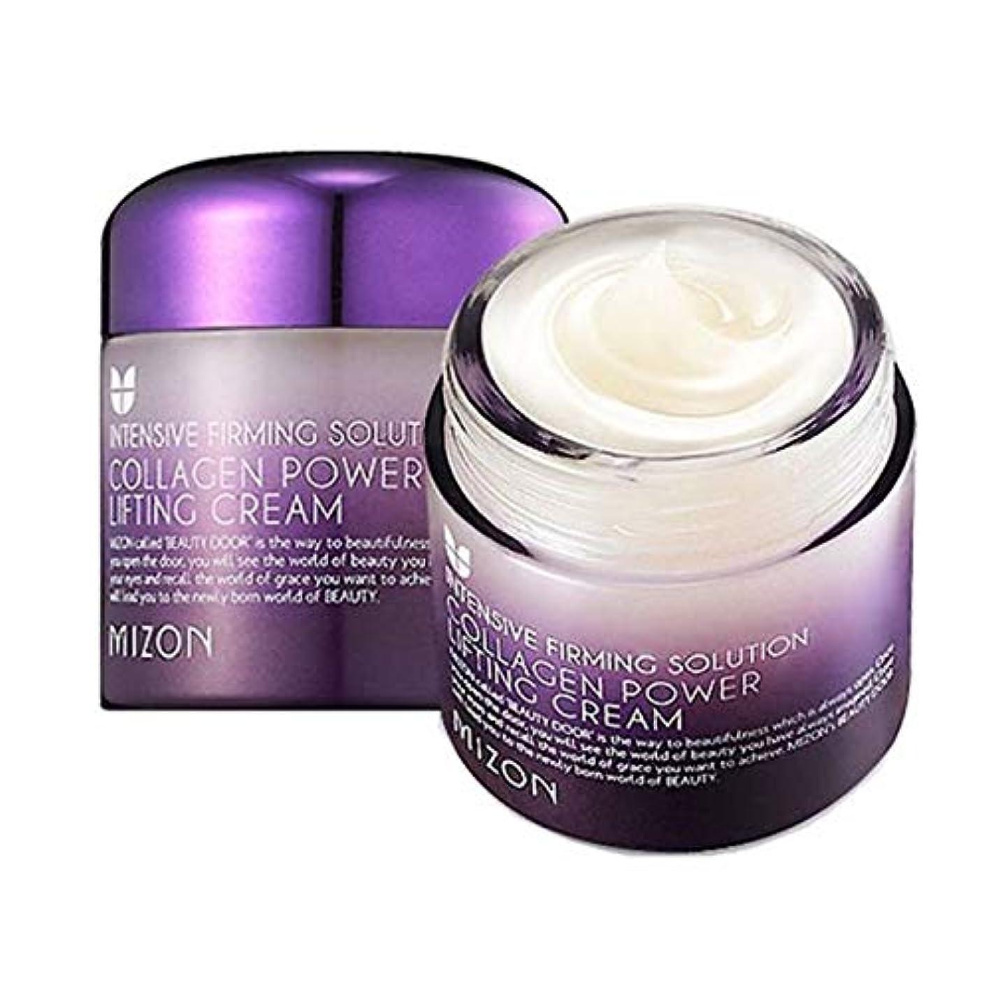 高度ノベルティ構成MIZON Collagen Power Lifting Cream (並行輸入品)