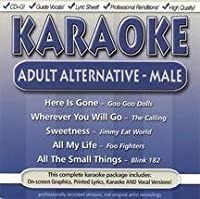 Karaoke: Adult Alternative Male by Goo Goo Dolls