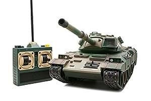 京商EGG バトルタンク 陸上自衛隊74式戦車 ウェザリング塗装仕様