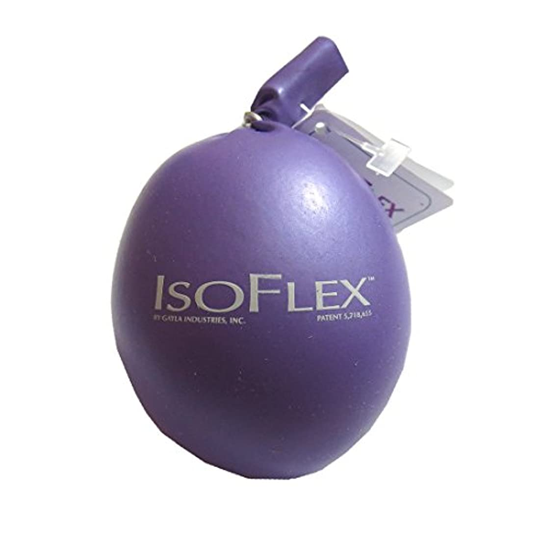 毎週マルコポーロ危険IsoflexラベンダーStress Ball Handマッサージャー
