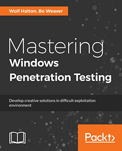 Mastering Windows Penetration Testing