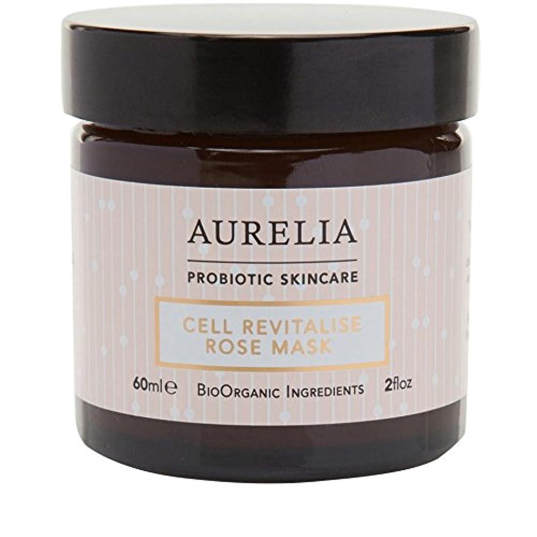 指導するかけがえのないプロトタイプ[Aurelia Probiotic Skincare] アウレリアプロバイオティクススキンケア細胞の活力アップは、マスク60ミリリットルをバラ - Aurelia Probiotic Skincare Cell Revitalise...