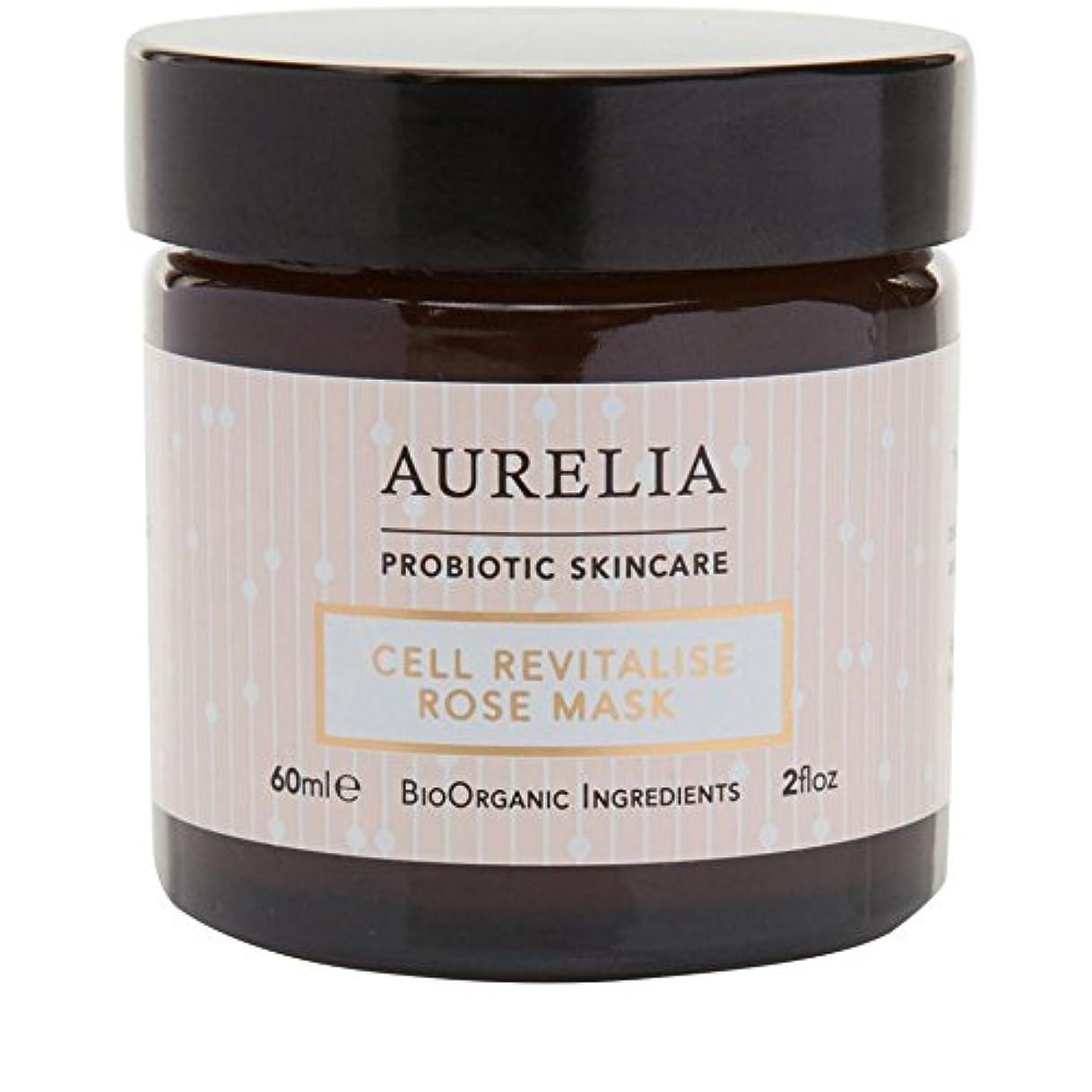 ホイップ濃度イブ[Aurelia Probiotic Skincare] アウレリアプロバイオティクススキンケア細胞の活力アップは、マスク60ミリリットルをバラ - Aurelia Probiotic Skincare Cell Revitalise...