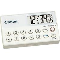 Canon キッチンタイマー CT-40-WH SB(ホワイト)  抗菌仕様