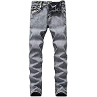 Fredd Marshall Big Boy's Skinny Fit Denim Jeans Pants