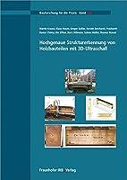Hochgenaue Strukturerkennung von Holzbauteilen mit 3D-Ultraschall