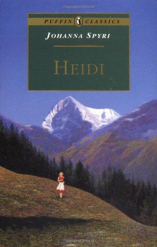 Heidi (Puffin Classics)の詳細を見る